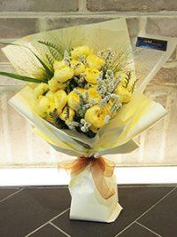 카타리나장미 꽃다발